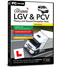 The Complete LGV and PCV Theory and Hazard Perception Test 2020 Edition