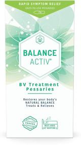 Balance Activ BV Bacterial Vaginosis Treatment 7 Pessaries