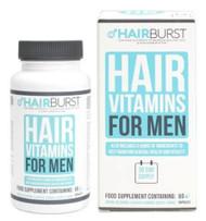 Hairburst Hair Vitamins for Men 30 Day Supply 60 Capsules