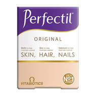 Vitabiotics Perfectil Original Skin Hair Nails Support Supplement - 30 Tablets