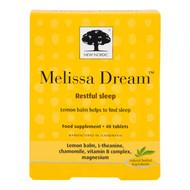 New Nordic Melissa Dream Restful Sleep 40 Tablets