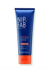 Nip+Fab Glycolic Fix Scrub Extreme 6% 75ml