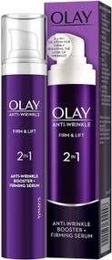 Olay Anti-Wrinkle Firm & Lift 2in1 Booster & Firming Serum 50ml