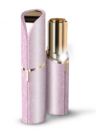 JML Finishing Touch Flawless Facial Hair Remover - Blush Glitter Edition
