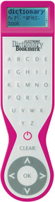 IF Electronic Dictionary Bookmark 45203 Pink