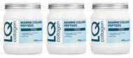 LQ Marine Collagen Peptides Chocolate Flavoured Powder 900g (3 x 300g)