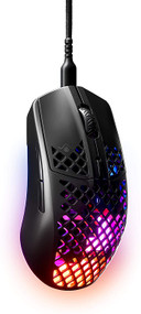 SteelSeries - Aerox 3 Ultra Lightweight Optical Gaming Mouse - Black