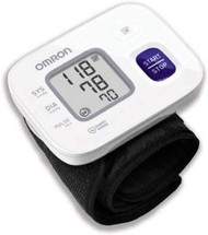 Omron RS2 Automatic Wrist Blood Pressure Monitor (HEM-6161-E)