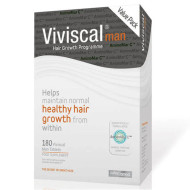 Viviscal Man Advanced Hair Health 180 Tablets (3 Month Supply)