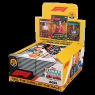 Topps Turbo Attax F1 2021 Trading Cards - 24 Packs (Full Box)