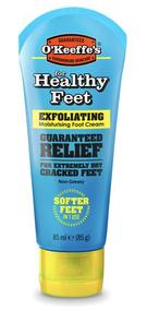O'Keeffe's Healthy Feet Exfoliating Moisturising Foot Cream 85ml