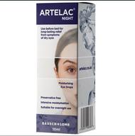 Artelac Night Dry Eye Relief Drops 10ml
