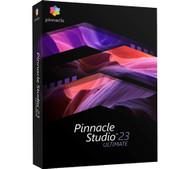 Corel Pinnacle Studio 23 Ultimate Advanced Video Editing Software