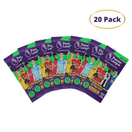 Panini Premier League 2021/22 Adrenalyn XL - 20 Packs