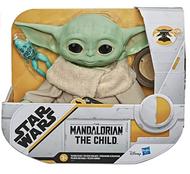 Star Wars: Mandalorian The Child Talking Plush Toy