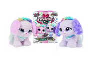 Present Pets Fairy Puppy Interactive Plush Toy (Style May Vary)