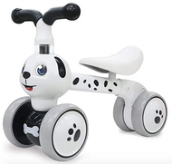 YGJT Baby Walker Bicycle Kids Riding Toy (Dog)