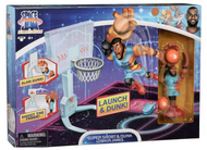Space Jam Lebron Supershoot and Dunks Playset