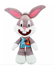 Space Jam 2: A New Legacy Official Collectable Character Bugs Bunny 12 Inch Plush: Transforming Cuddly Soft Toy