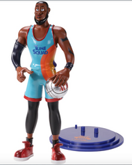 The Noble Collection Bendyfigs - LeBron James