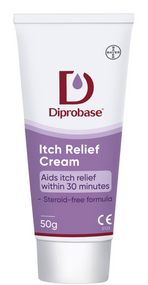 Diprobase Itch Relief Cream 50g