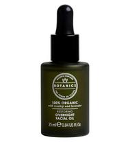 Botanics Organic Overnight Facial Oil 25ml