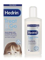 Hedrin Treat & Go Lotion 250ml