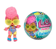 L.O.L. Surprise! Dance Dance Dance Dolls & Accessories (Styles Vary)