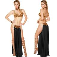 Princess Leia Star Wars Bikini Party Costume