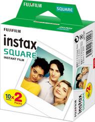 Fujifilm Instax Square Instant Film 20 Shot Pack (2 x 10)