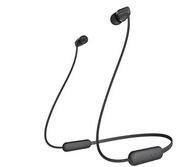 Sony WI-C200 Wireless Stereo Headset Bluetooth Headphones - Black