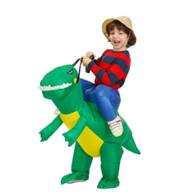 Kid Inflatable Dinosaur Costume - 3 Colours
