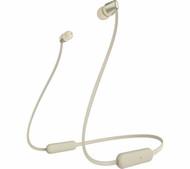 Sony WI-C310 In-Ear Wireless Headphones - Gold