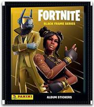 Panini Fortnite Black Frame Series Stickers - 20 Packs