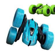 Racing Remote Control Stunt Car Toy - (2 Colours)