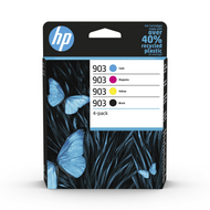 HP 903 Original Black and Colour Ink 4-Pack