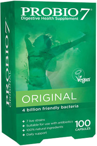 Probio7 Original Digestive Health Supplement 100 Capsules