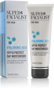 Super Facialist for Men SPF10 Protect Day Face Moisturiser 75ml
