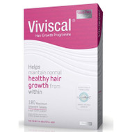 Viviscal Woman Hair Growth Programme Maximum Strength 180 Tablets