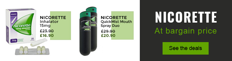 Nicorette offer
