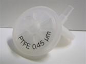 (PL)  Syringe Filter, PTFE, 25mm diameter, 0.45um, 100/pk