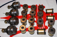 MASERATI BORA MERAK SUSPENSION KIT BALL JOINTS BUSHINGS