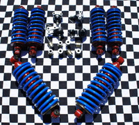 MASERATI QUATTROPORTE 3 79-86 COMPLETE SUSPENSION KIT WITH SHOCKS,BALL JOINTS AND BUSHINGS