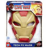 Iron Man Tech FX Mask