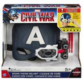 Captain America Scope Vision Helmet