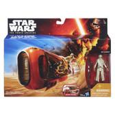 Star Wars Figurine - Rey (Jakku)
