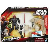 Star Wars Hero Mashers - Sith Speeder & Darth Maul