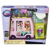 Littlest Pet Shop Shuttle Bus