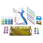 Play-Doh Dohvinci Platinum Styler Kit