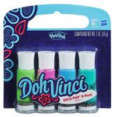 Play Doh DohVinci Deco Pop 4 Pack